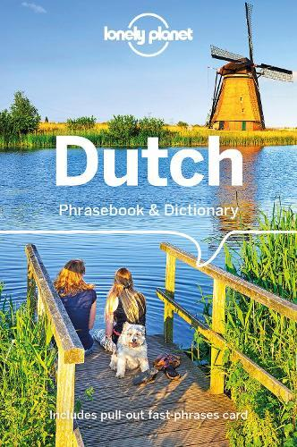 Lonely Planet Dutch Phrasebook&Dictionary