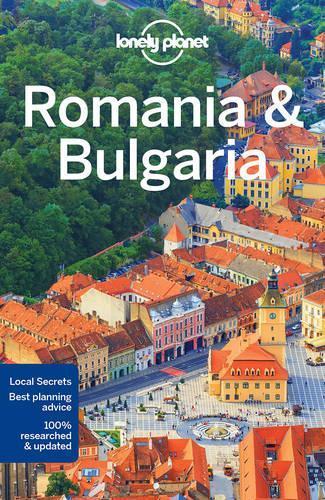 Lonely Planet Romania&Bulgaria