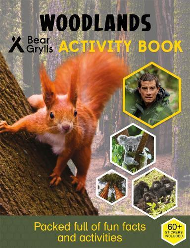 Bear Grylls StickerActivity:Woodlands