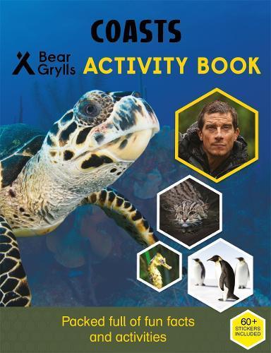 Bear Grylls StickerActivity:Coasts