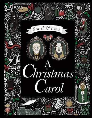 A Christmas Carol Book.Search And Find A Christmas Carol A Charles Dickens Search Find Book By Charles Dickens Louise Pigott