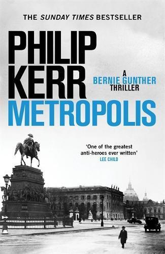 Metropolis (Bernie GuntherBook14)