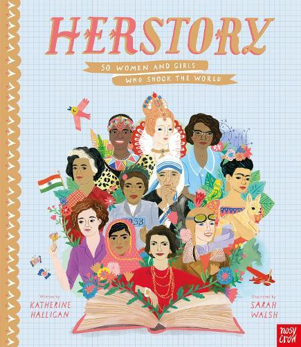 HerStory: 50 Women and Girls Who ShooktheWorld