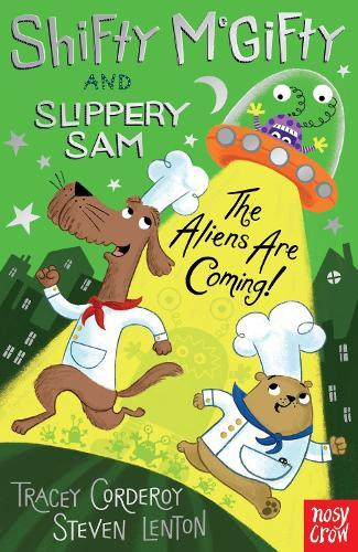 Shifty McGifty and Slippery Sam: The AliensAreComing!