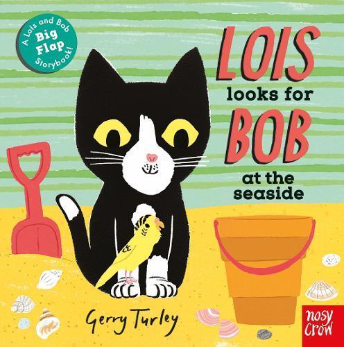 Lois Looks for Bob attheSeaside