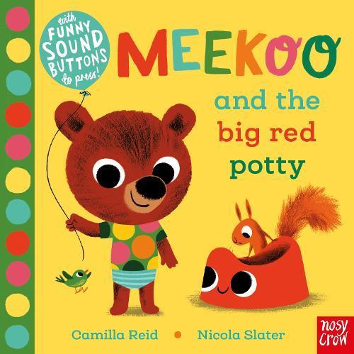 Meekoo and the BigRedPotty