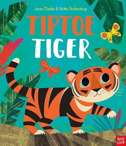 Tiptoe Tiger