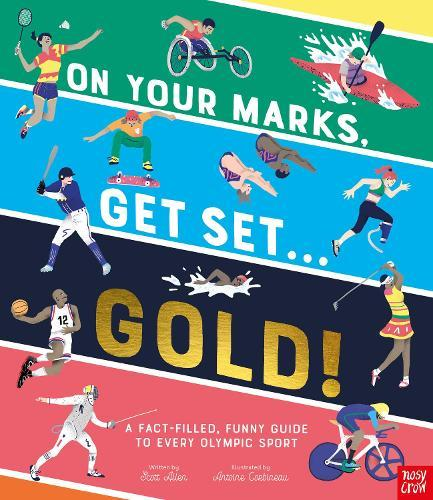 On Your Marks, GetSet,Gold!