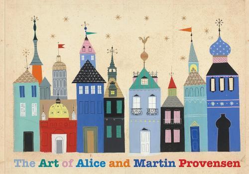 The Art of Alice andMartinProvensen