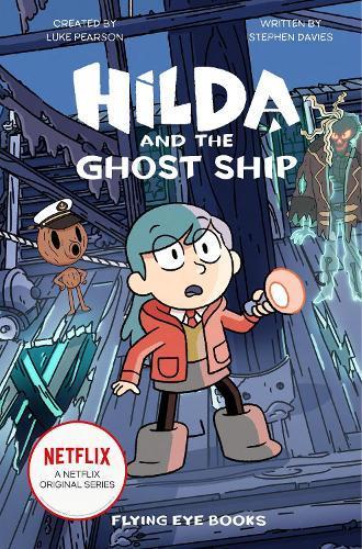 Hilda and theGhostShip
