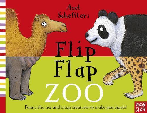 Axel Scheffler's FlipFlapZoo
