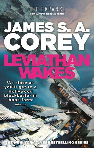 Leviathan Wakes (The ExpanseBook1)