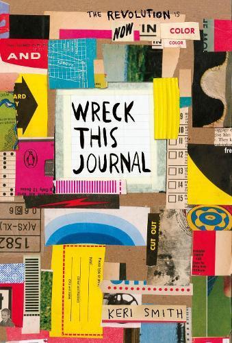 Wreck ThisJournal(Colour)