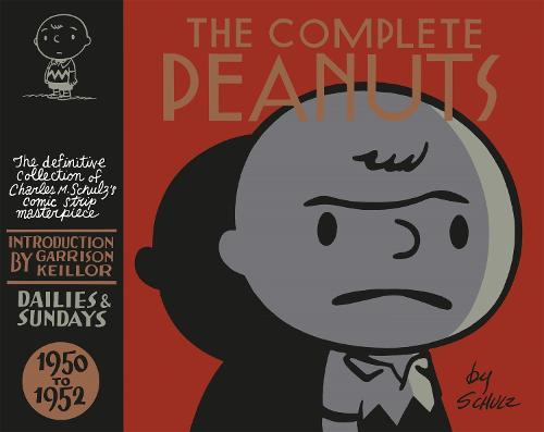 The Complete Peanuts: 1950-1952
