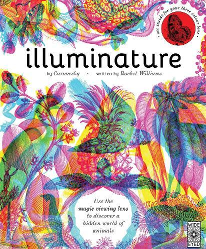 Illuminature: Discover 180 animals with your magic threecolourlens
