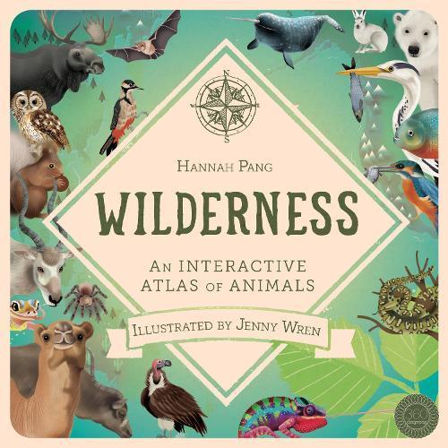 Wilderness: An Interactive AtlasofAnimals
