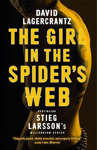 The Girl in theSpider'sWeb