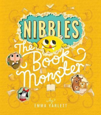 Nibbles theBookMonster