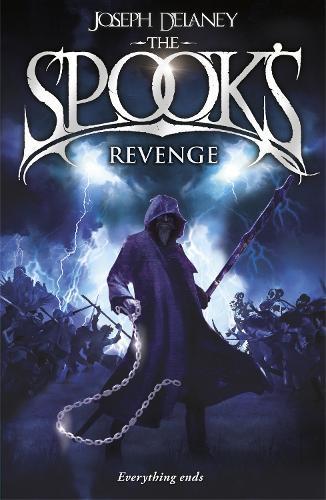 The Spook's Revenge:Book13