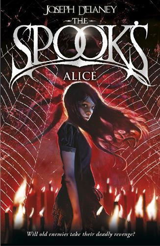 Spook's: Alice:Book12