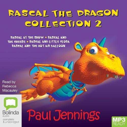 Rascal the Dragon Collection 2