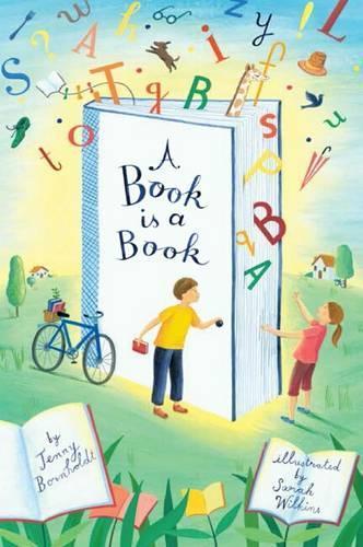 A Book isaBook