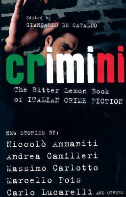 Crimini: The Bitter Lemon Book of ItalianCrimeFiction