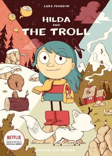 Hilda andTheTroll
