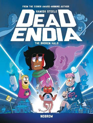 DeadEndia: TheBrokenHalo