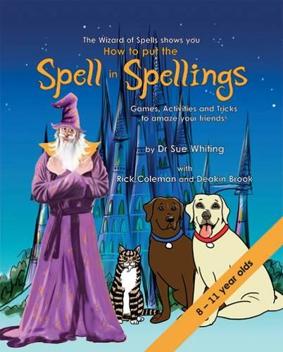 How to Put the SpellinSpellings