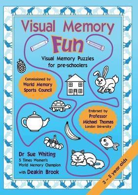 Visual Memory Fun: Visual Memory PuzzlesforPre-Schoolers