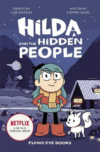 Hilda and the Hidden People: Hilda NetflixTie-In1