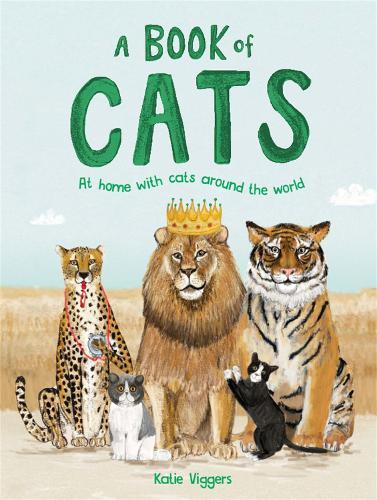 A Book of Cats: At home with cats aroundtheworld
