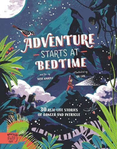 Adventure StartsatBedtime