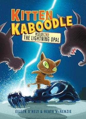 Kitten Kaboodle Mission 2: TheLightningOpal
