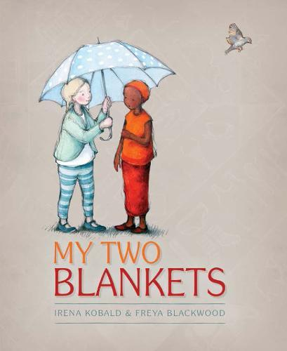 My Two Blankets: LittleHareBooks