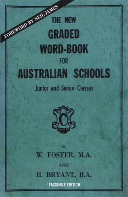The New Graded Word-Book For Australian Schools