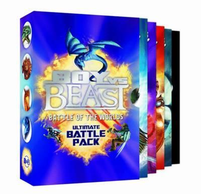 Boy Vs Beast 1-4: BattlePack