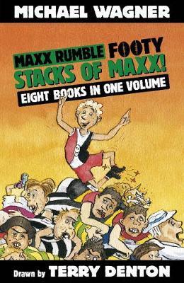 Stacks of Maxx!: Eight Books inOneVolume