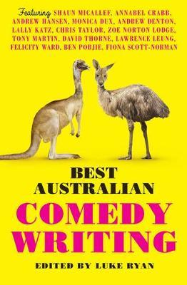 Best Australian Comedy Writing