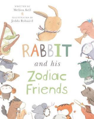 Rabbit and HisZodiacFriends