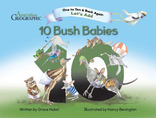 Let's Add - Ten Bush Babies: One To Ten &BackAgain