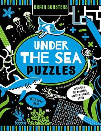 Brain Boosters: Under the Sea Puzzles