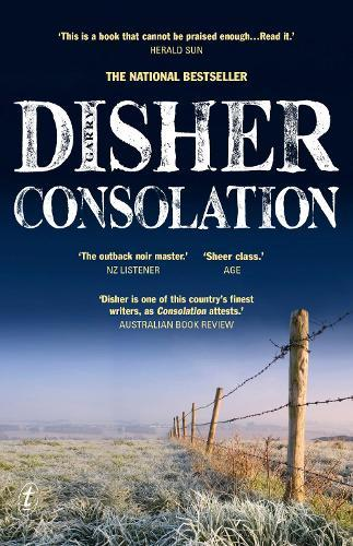 Consolation: Winner of the 2021 Best Crime Fiction Ned Kelly Award