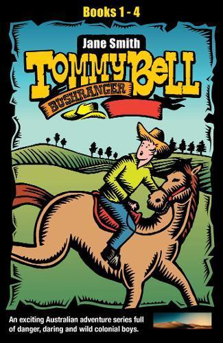 Tommy Bell Bushranger Boy Slipcase Books 1-4