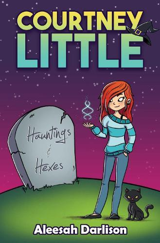Courtney Little: Hauntings and Hexes