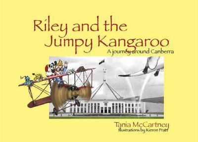 Riley and theJumpyKangaroo
