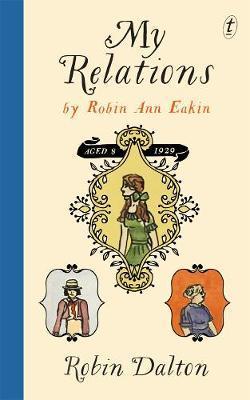 My Relations: By Robin Ann Eakin, Aged8,1929