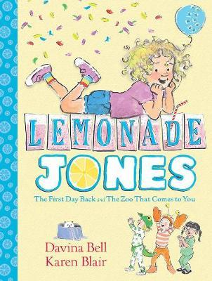 Lemonade Jones (Lemonade Jones, Book 1)