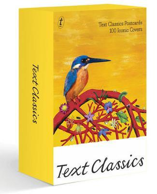 Text Classics Postcards: 100 Iconic Covers